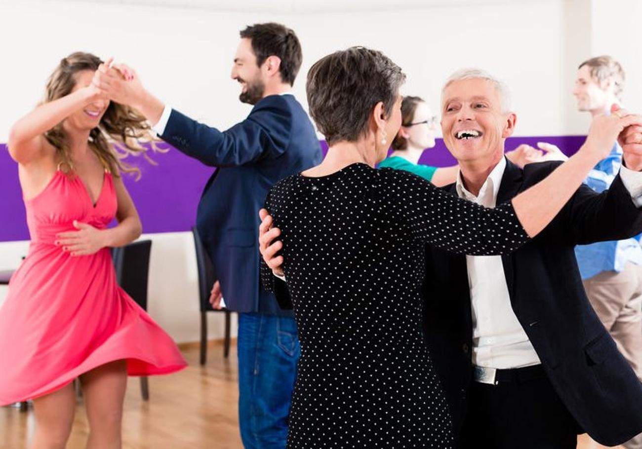 táncoktatás egyetlen bielefeld